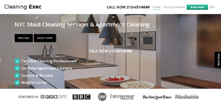 Cleaning-Exec