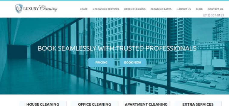 Luxury-Cleaning