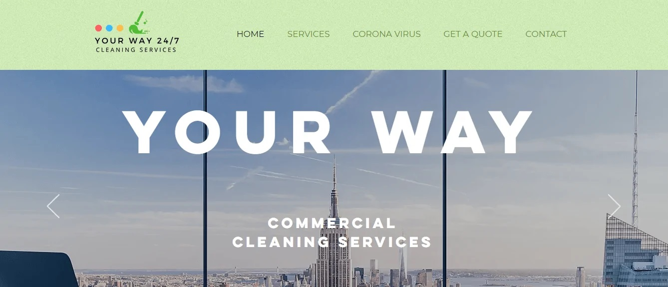 Your Way Cleaning Services